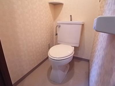 【トイレ】ヴィーナスブリッジ弐番館