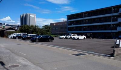 【外観】土居田駐車場用貸土地
