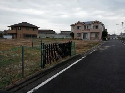 馬木町貸土地