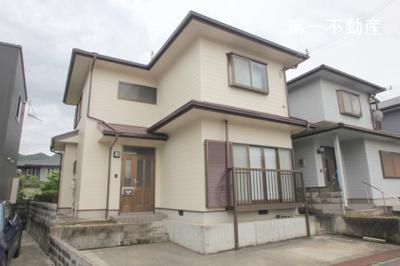 【外観】西脇市下戸田借家