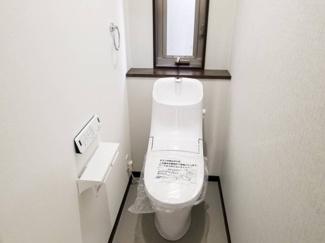 【トイレ】松山市 南斎院 中古住宅 33.94坪