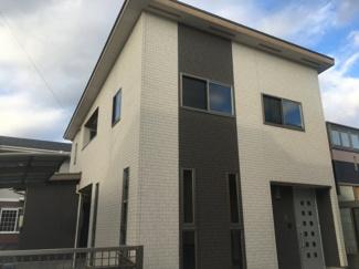 【外観】松山市 南斎院 中古住宅 33.94坪