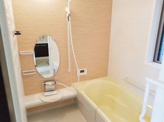 【浴室】松山市 南斎院 中古住宅 33.94坪