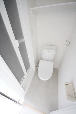 【トイレ】プライムテラス南林間2