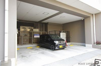 【駐車場】クレエ秋田町