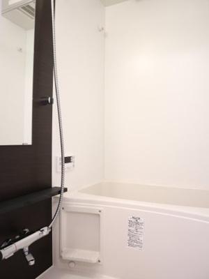 【浴室】エステムコート神戸ハーバーランド前Ⅶレーベル