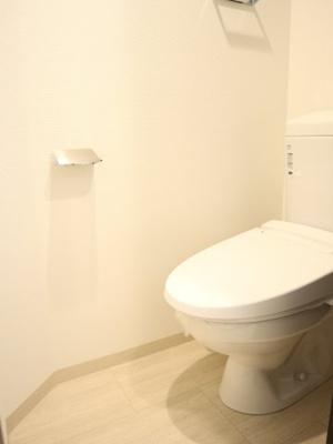 【トイレ】エステムコート神戸ハーバーランド前Ⅶレーベル