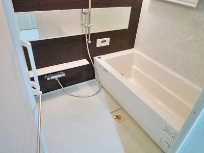 【浴室】サンパーク高峰レジデンス(No.7009)