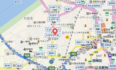【地図】ノインツェーンエルフ
