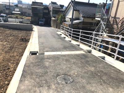 【展望】高知県高知市西秦泉寺 売土地