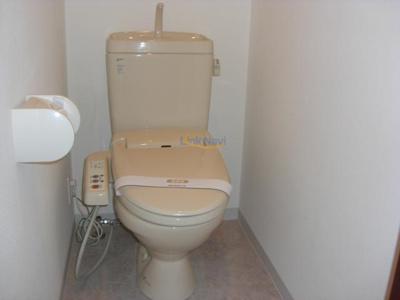 【トイレ】プラム・サン