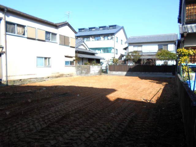 【外観】高知県高知市中水道 売土地