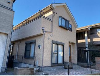 【外観】千葉市中央区登戸3丁目中古戸建て