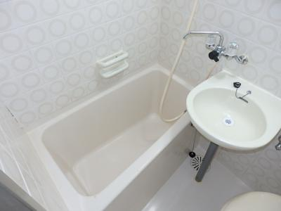 【浴室】メゾンハーミティジ