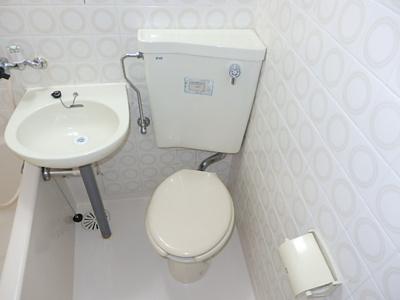 【トイレ】メゾンハーミティジ