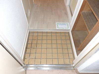 【玄関】メゾンハーミティジ