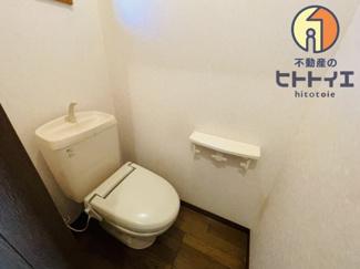 【トイレ】コーポちあき