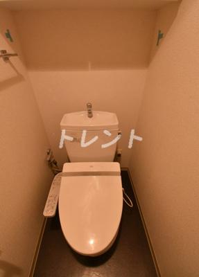 【トイレ】キャナルスクウェア豊洲