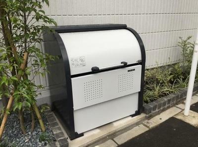 AKS三宿フラッツ ゴミ箱