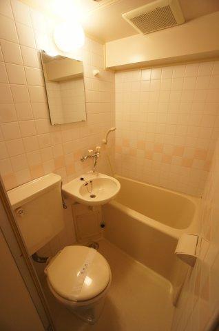 【浴室】ダイアパレス新前橋