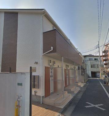 築浅できれいな建物