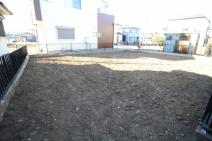 鶴ヶ島市下新田 建築条件なし売地 「一本松駅」徒歩8分 敷地43坪 の画像
