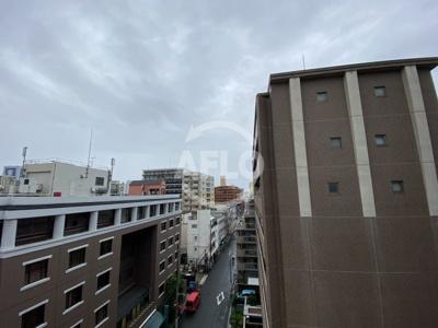 リバーサイド東梅田 眺望