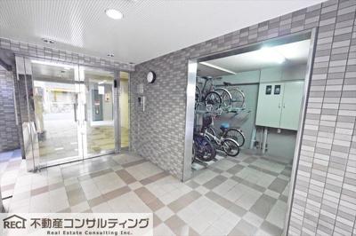 【浴室】サンワシティプラザ三宮