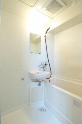 【浴室】パーク・フローレンス三ノ輪