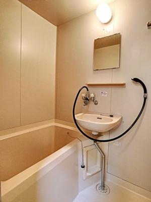 【浴室】フレグランス東駅