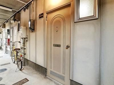 【エントランス】フレグランス東駅
