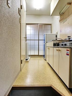 【玄関】フレグランス東駅