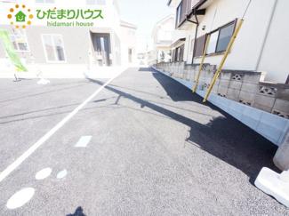 3台駐車可能です!(^^)!
