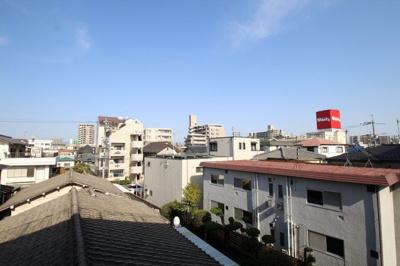 【展望】嵯峨野ハイツ
