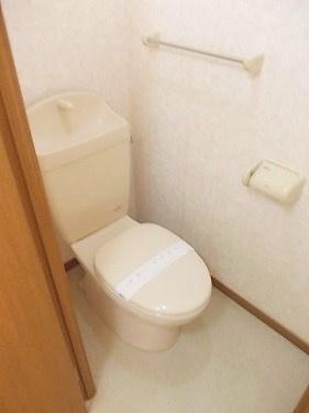 【トイレ】ソレアード打越Ⅰ番館