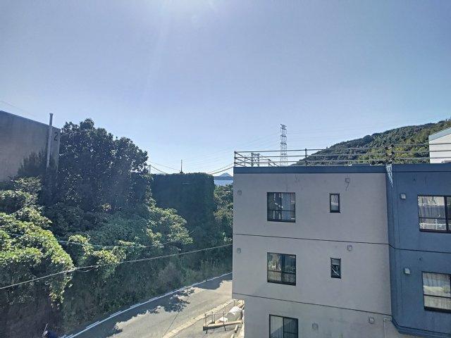 【展望】フェリス火の山公園