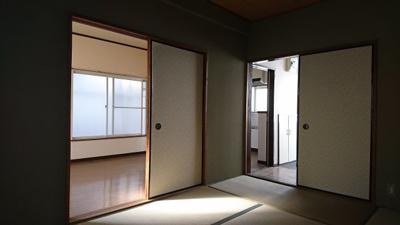 【和室】アパートフジ