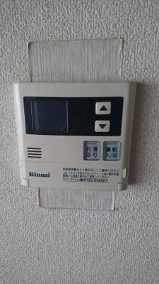【設備】アパートフジ