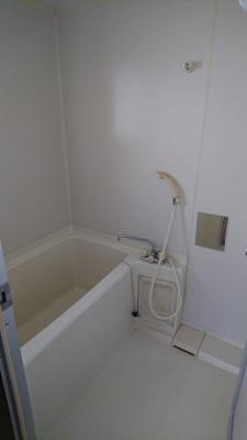 【浴室】アパートフジ