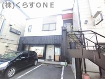 姫路市東夢前台3丁目/中古店舗付住宅の画像