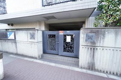 【エントランス】パークサイド幸町