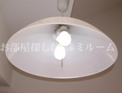 照明器具完備☆(同一仕様写真)