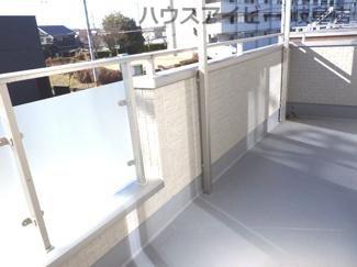 開放的で明るい空間を演出してくれるバルコニーです。岐阜市西中島 新築建売♪