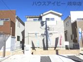 岐阜市西中島 建売残り2棟 南向き 駐車3台並列OK!2階にも洗面ついています。の画像