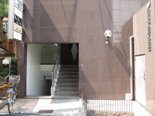 【エントランス】関西中央ビル別館