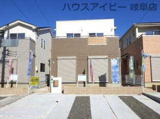 物件の外観です♪岐阜市西中島 新築建売♪