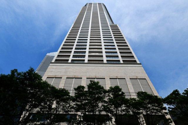 クロスシティ弁天町 37階高層階のお部屋です!
