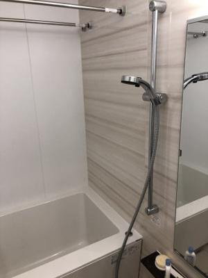 【浴室】ザ・パークワンズ芝公園