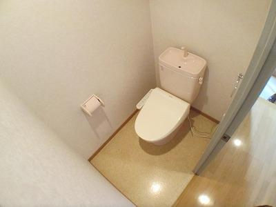 【トイレ】フォレストコート