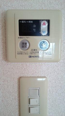 【設備】フォレストコート
